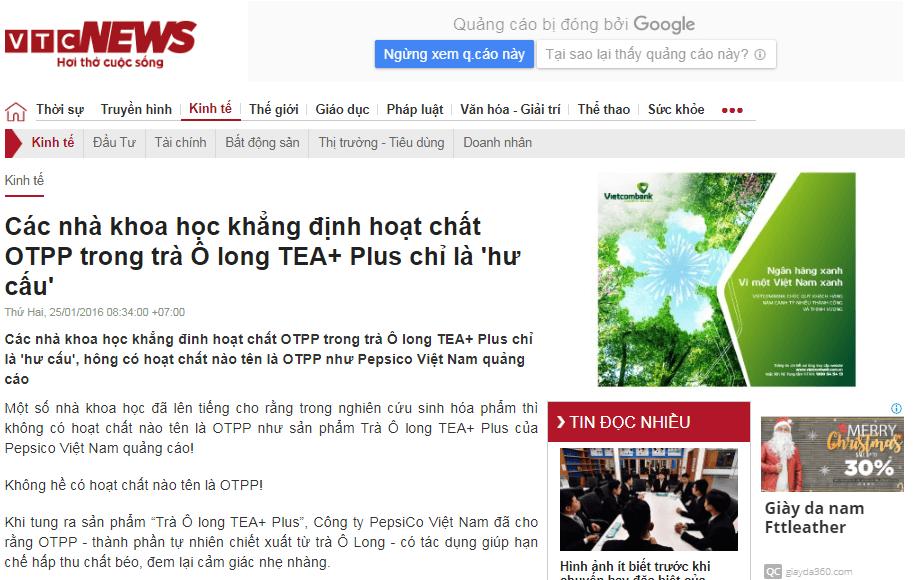Uống trà Ô Long tea+ plus có giảm cân không