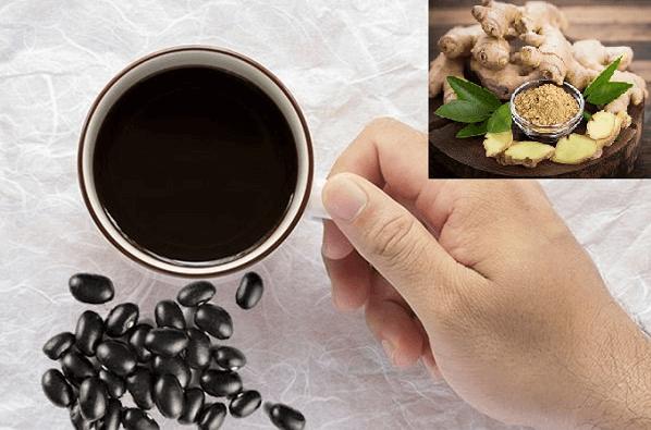 Uống đậu đen với gừng có tác dụng gì? Gợi ý chi tiết các nấu đơn giản và hiệu quả