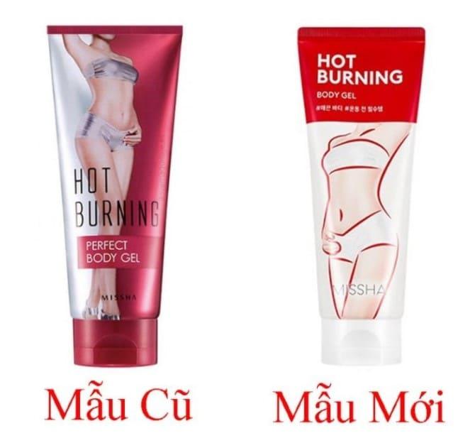 REVIEW Kem tan mỡ Missha Hot Burning có hiệu quả không webtretho và sheis? Cách sử dụng gel tan mỡ Missha hiệu quả